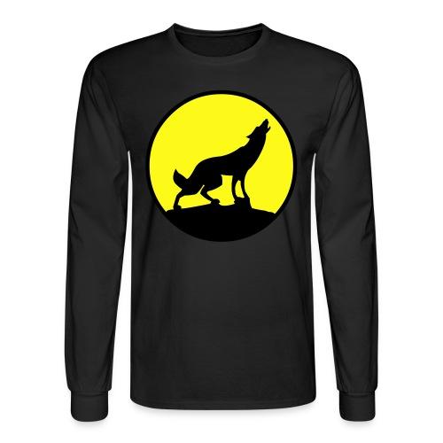 Cyote - Men's Long Sleeve T-Shirt