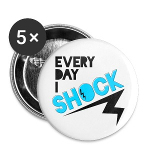 [B2ST] Every Day I Shock - Small Buttons