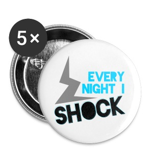 [B2ST] Every Night I Shock - Small Buttons