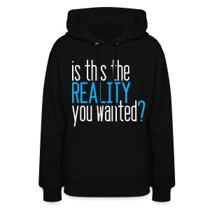 [SHINee] Reality? (SHINee on Back) - Women's Hoodie
