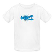 Kids' Shirts ~ Kids' T-Shirt ~ Lobster and Creatures of the Sea - Kids