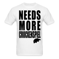 T-Shirts ~ Men's T-Shirt ~ Crockenspiel