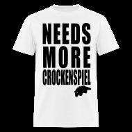 T-Shirts ~ Men's T-Shirt ~ Crockenspiel