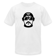 T-Shirts ~ Men's T-Shirt by American Apparel ~ American Apparel Superhero T-Shirt