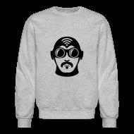 Long Sleeve Shirts ~ Crewneck Sweatshirt ~ Superhero Sweatshirt