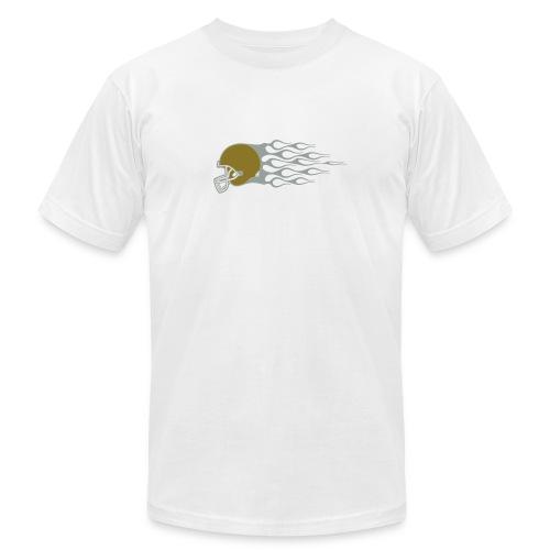 flaminghelmet t - Men's Fine Jersey T-Shirt