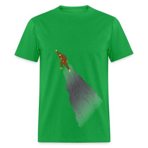MIssion Sasquatch - Men's T-Shirt