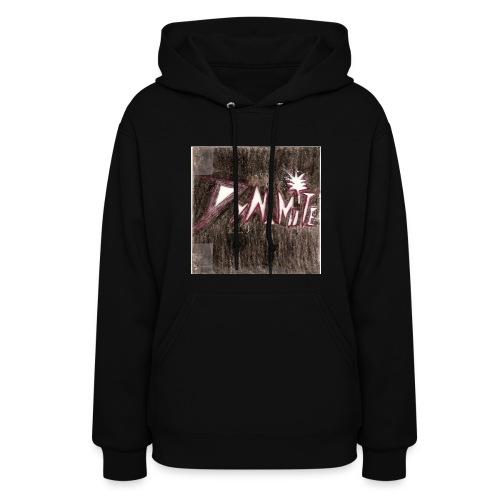 DYNAMITE women's hooded sweatshirt - Women's Hoodie