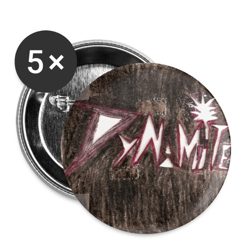 DYNAMITE Large Buttons - Large Buttons