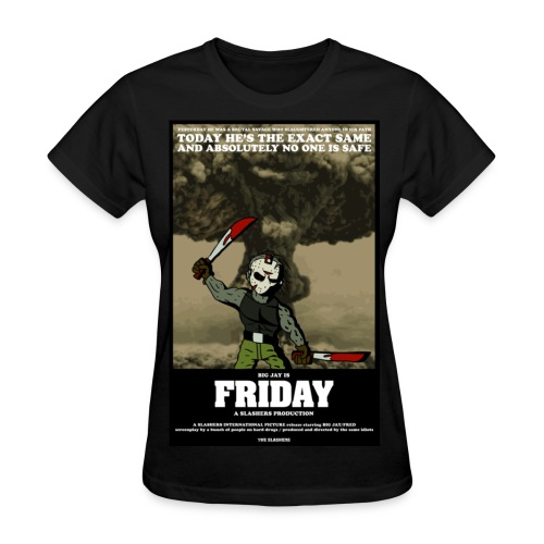 Friday Shirt Women - Women's T-Shirt