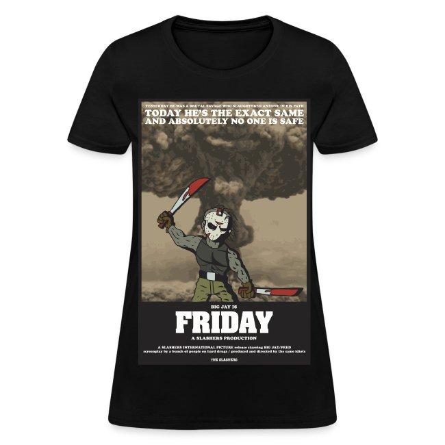 Friday Shirt Women