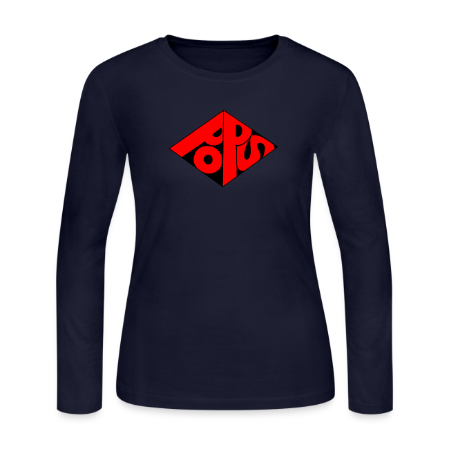 PoPS Logo Women's Long Sleeve