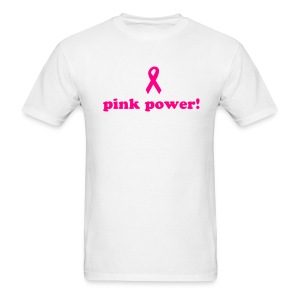 Breast Cancer t-shirt - Men's T-Shirt