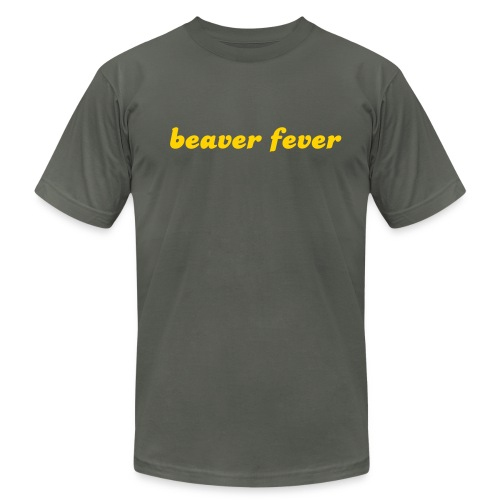 Beaver Fever - Men's Fine Jersey T-Shirt