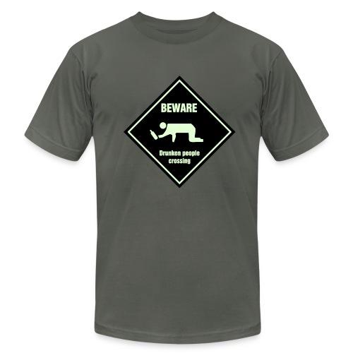 Drunken Crossing - Men's  Jersey T-Shirt