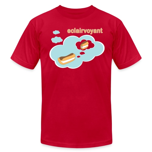 Eclairvoyant [M] - Men's T-Shirt by American Apparel