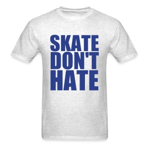 signature skate don't hate shirt - Men's T-Shirt