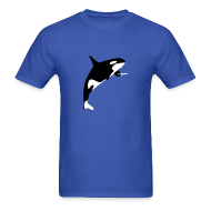 T-Shirts ~ Men's T-Shirt ~ Killer Whale