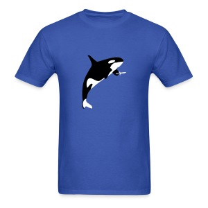 Killer Whale - Men's T-Shirt