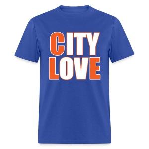City Love - Cavaliers Throwback - Men's T-Shirt