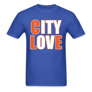 City Love - Cavaliers Throwback - Men's T-Shirt