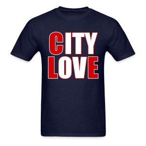 City Love - Indians - Men's T-Shirt