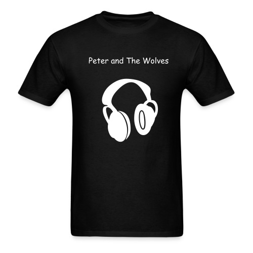 Peter and The Wolves - Men's T-Shirt
