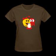 Women's T-Shirts ~ Women's T-Shirt ~ [potterywheel]