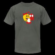 T-Shirts ~ Men's T-Shirt by American Apparel ~ [potterywheel]