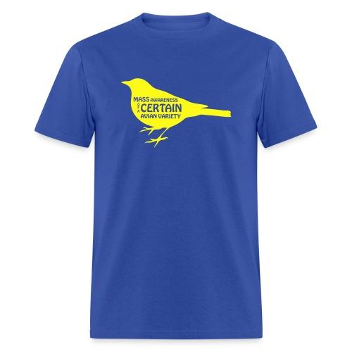 Bird is the Word - Men's T-Shirt