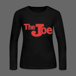 The Joe Women's Long Sleeve Jersey Tee - Women's Long Sleeve Jersey T-Shirt