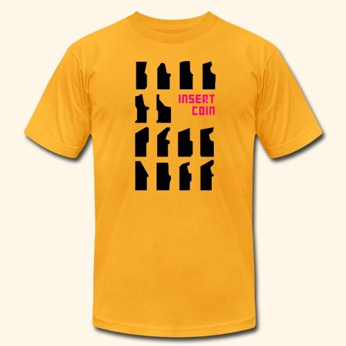 insertCoin  - Men's Fine Jersey T-Shirt