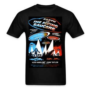 Earth vs. the Flying Saucers - Men's T-Shirt