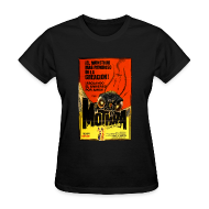 T-Shirts ~ Women's T-Shirt ~ Mothra (Spanish)