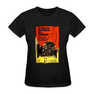 Mothra (Spanish) - Women's T-Shirt