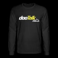 Long Sleeve Shirts ~ Men's Long Sleeve T-Shirt ~ DOOTalk Long Sleeve Tee