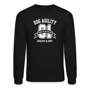 Dog Agility Athletic Dept. - Crewneck Sweatshirt