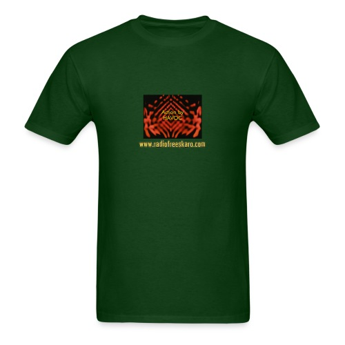 Action by HAVOC (T-Sjhirt) - Men's T-Shirt
