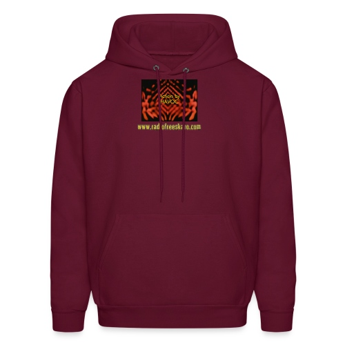 Action by HAVOC (Hooded Sweatshirt) - Men's Hoodie