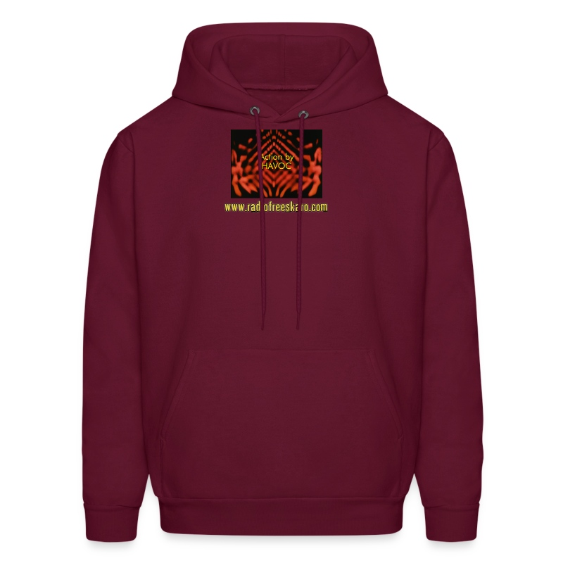 Action by HAVOC (Hooded Sweatshirt) - Men's Hoodie