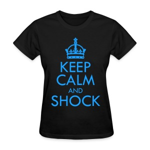 [B2ST] Keep Calm & Shock - Women's T-Shirt