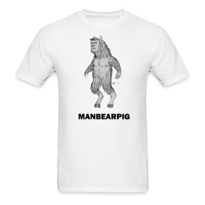 MANBEARPIG - Men's T-Shirt