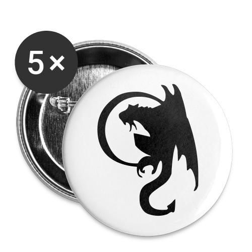 Kimahri Pin - Large Buttons