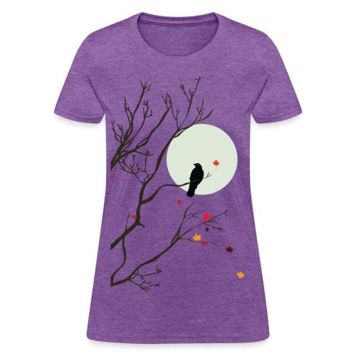 perched - Women's T-Shirt