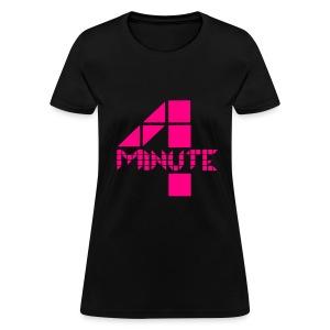4Minute - Logo - Women's T-Shirt