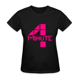4Minute - Logo - Women's T-Shirt