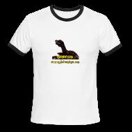 T-Shirts ~ Men's Ringer T-Shirt ~ Pedantor! (Ringer Tee)