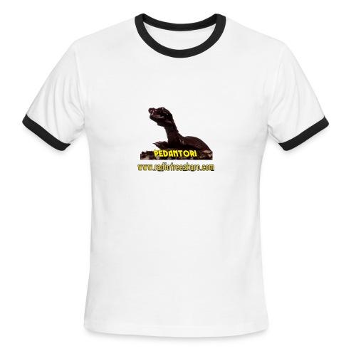 Pedantor! (Ringer Tee) - Men's Ringer T-Shirt