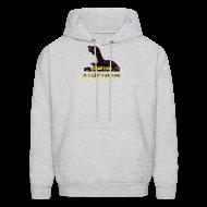 Hoodies ~ Men's Hoodie ~ Pedantor! (Hooded Sweatshirt)