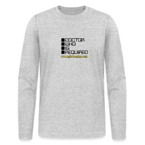 WOTAN (AA Long Sleeve) - Men's Long Sleeve T-Shirt by Next Level